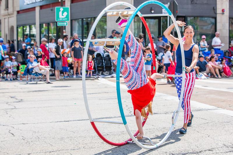 The 2018 HP July 4th Parade