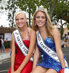 2009 La Mesa Flag Day Parade Pictures