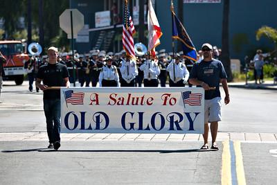 La Mesa Flag Day Parade 2011 Photos
