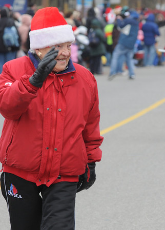 2008 Mississauga Santa  Parade
