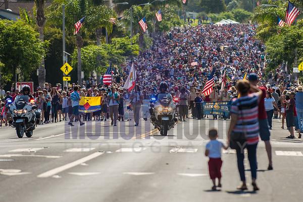 Pushem Pullem Parade 2018
