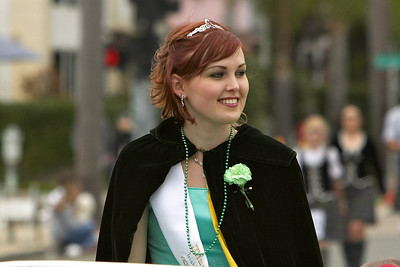 Saint Patricks Day Parade San Diego