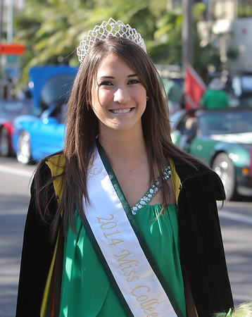 2014 San Diego St. Patrick's Day Parade