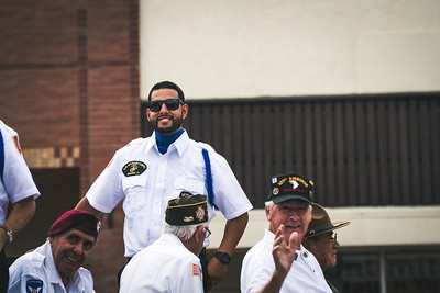 Santa Paula Veterans, Mercer-Prieto VFW Post 2043 at the Santa Paula Labor day parade2043 Santa Paula Labor Day Parade pictures