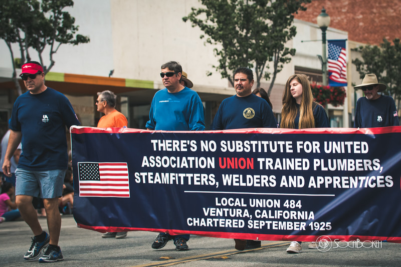 Santa Paula Labor Day Parade pictures