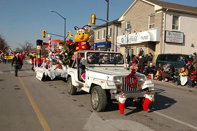 2007 Mississauga Santa Parade