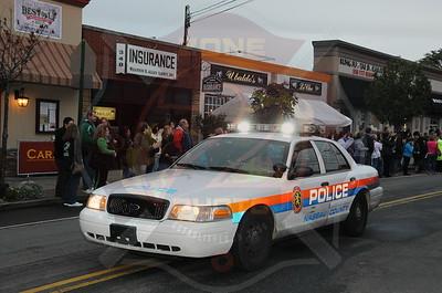 "The ""VOF"" Columbus Day Parade 10/7/12"