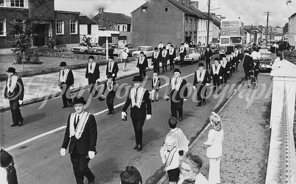 South Londonderry 1960s 1970s