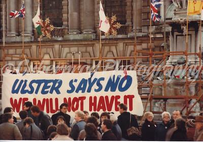 Ulster Says No 1986