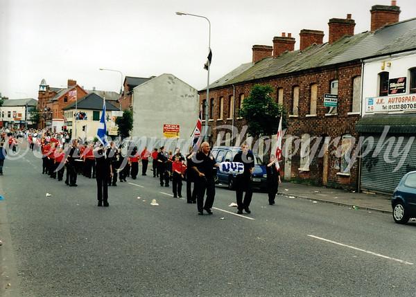 Parades 2001