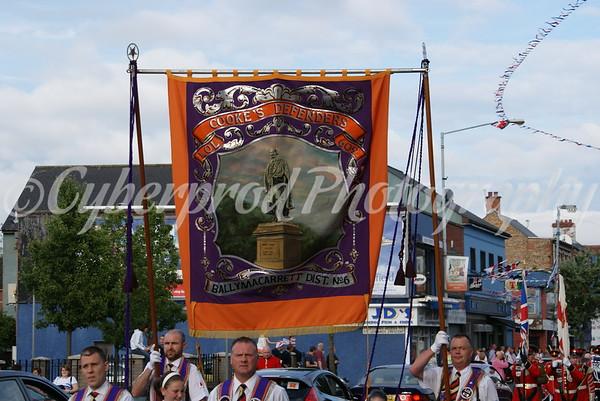 July 1st East Belfast 2009