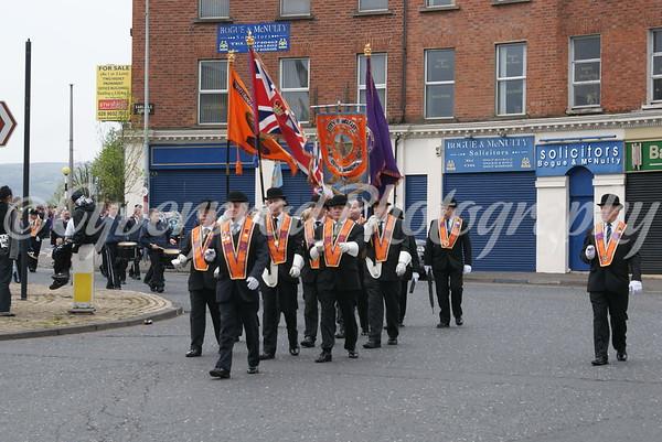 Orange Widows Parade