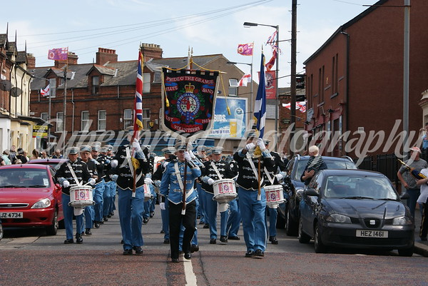 Regimental Band UVF East Belfast