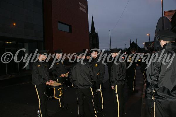 West Belfast Volunteers Derry Day