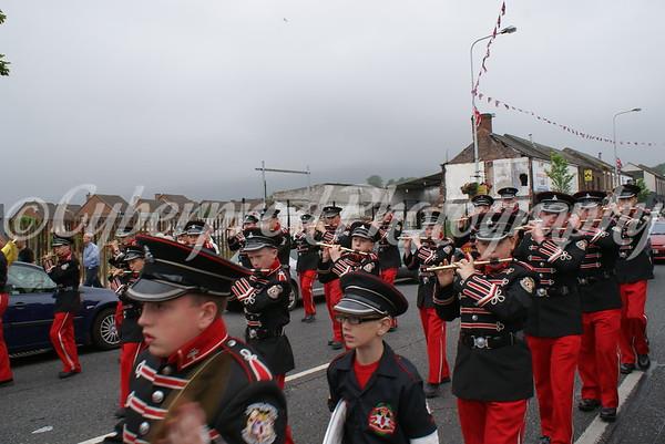 Whiterock Parade