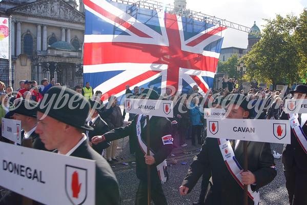 Parades 2012
