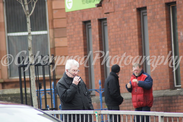 Belfast Orange Widows Church Parade