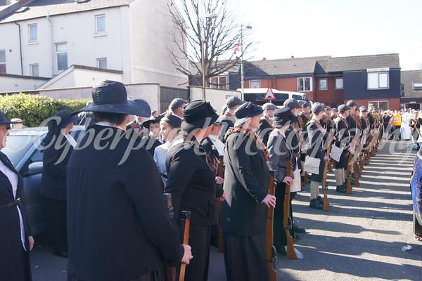 Original Ulster Volunteer Force Centenary Parade.