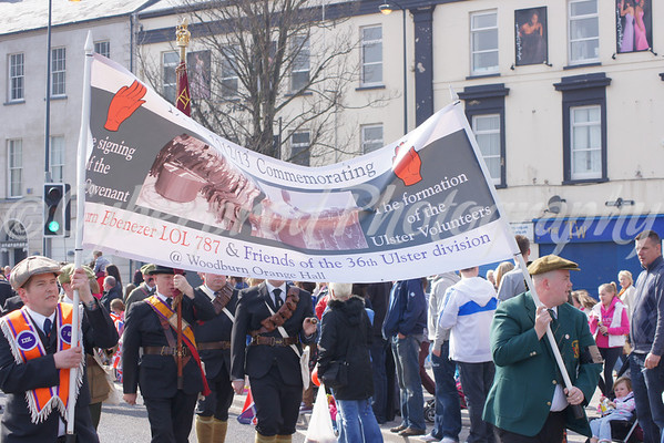 Central Antrim Vol. Centenary Carrickfergus