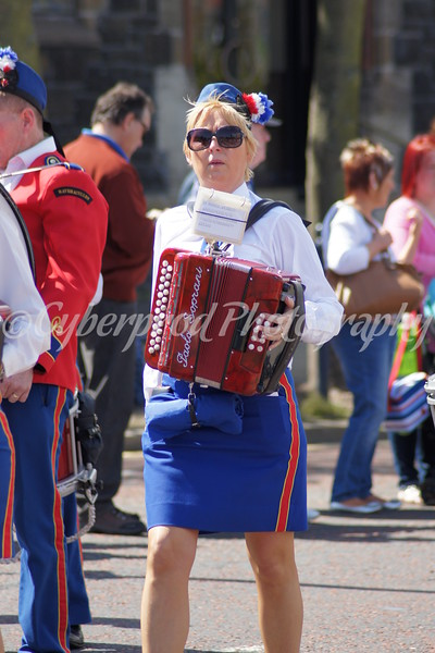 Co. Armagh Junior Orange Parade
