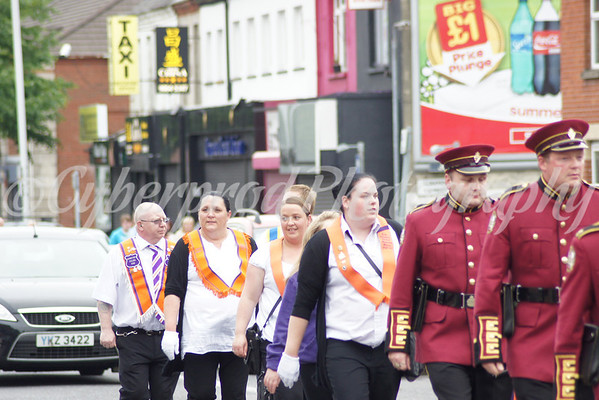 L.O.L No' 10 Ballynafeigh District Mini Twelfth