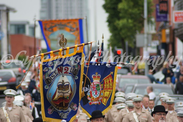 L.O.L No' 9 District Annual Whiterock Parade