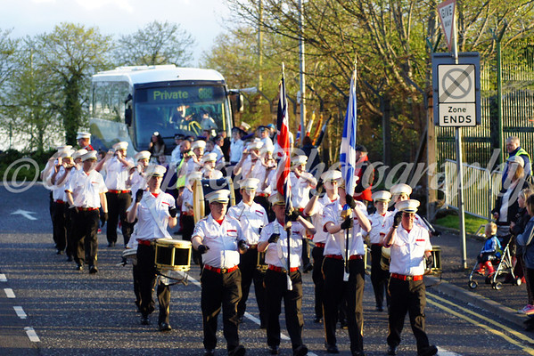 Pride of Knockmore Parade