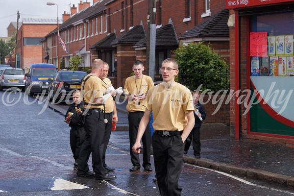 West Belfast Volunteers 10th Anniversary