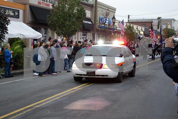 Farmingdale Columbus Day Parade 10-7-12