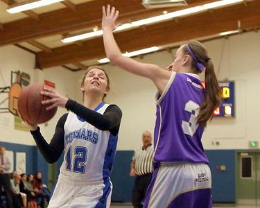 Girls Basketball vs. Los Molinos  12/16/2014