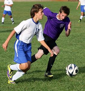 Soccer vs. Portola 10/16/214