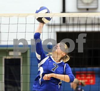 Volleyball vs. Redding Christian 9/15/2015