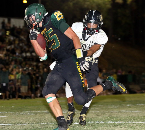Paradise vs. American Canyon 8/28/2015