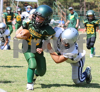 Jr. Peewee's vs. Colusa  9/9/2017