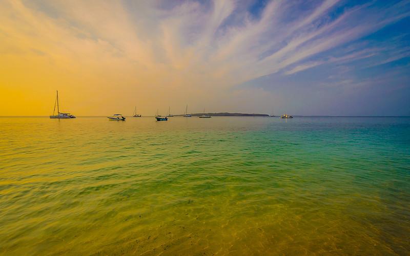 Original Sunrise Beauty in Paradise Fine Art Photography By Messagez com