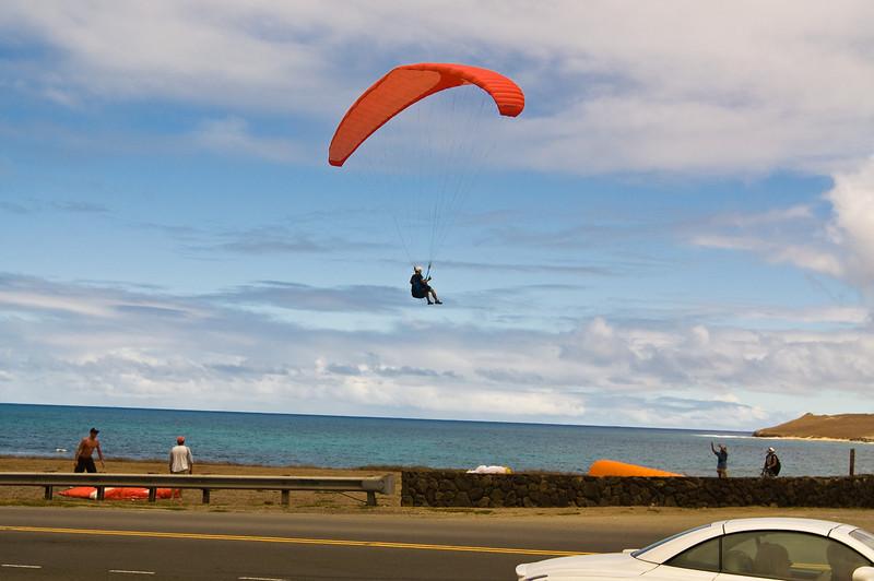 Landing at Kaupo Beach Park-21