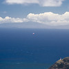Paragliders  and Hang Gliders over Makapuu-73