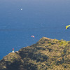 Paragliders  and Hang Gliders over Makapuu-30