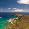 Paragliders  and Hang Gliders over Makapuu-13