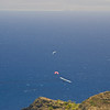 Paragliders  and Hang Gliders over Makapuu-21