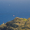Paragliders  and Hang Gliders over Makapuu-29