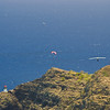 Paragliders  and Hang Gliders over Makapuu-26