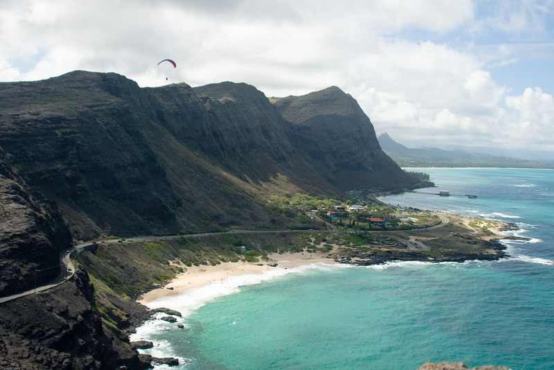 Tandems over Makapuu-1