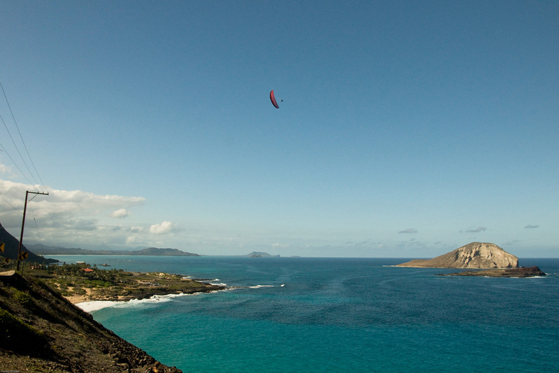Maneuvering Makapuu-1