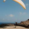 Paragliders at play-19