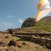 Paragliders at play-7