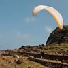 Paragliders at play-16