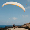 Paragliders at play-20
