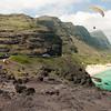 Paragliders at play-70
