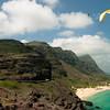 Paragliders at play-77